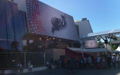 Retour à Cannes en 2013